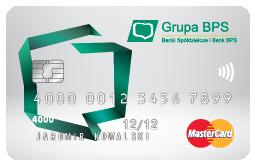 Karty płatnicze MasterCard