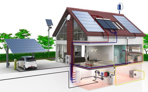 Kredyt z dotacją na budowę domów energooszczędnych