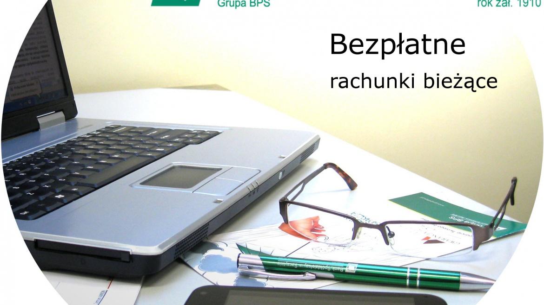 Bezpłatne rachunki bieżące dla nowo powstałych firm