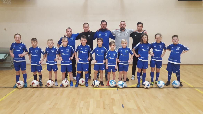 Bank Spółdzielczy w Szczytnie partnerem Football Academy