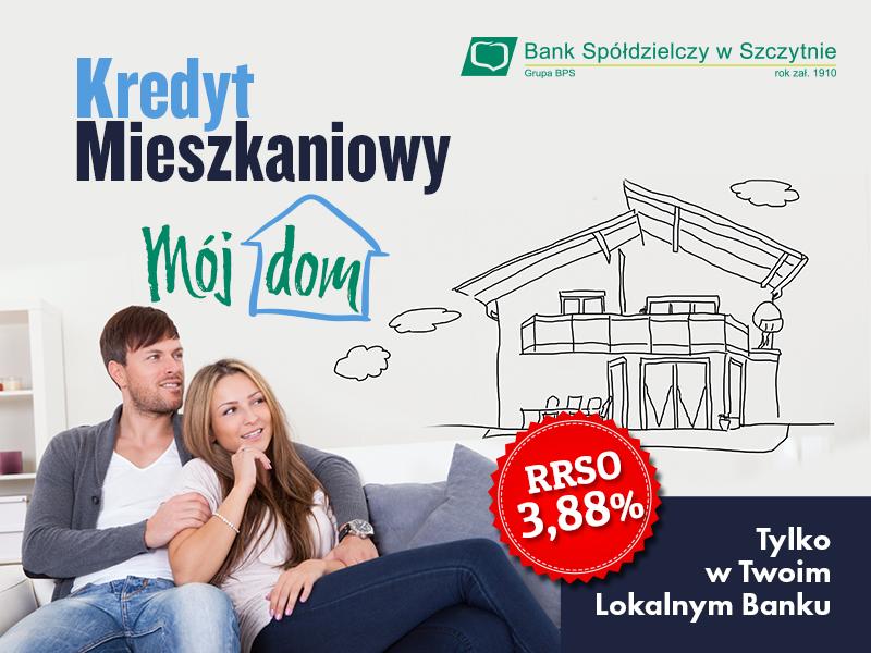 """Kredyt Mieszkaniowy """"Mój dom"""""""
