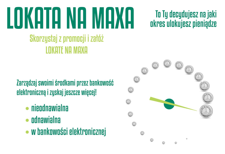 Lokata na Maxa