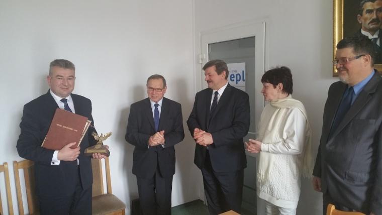 Bank Spółdzielczy w Szczytnie laureatem nagrody Orzeł Agrobiznesu
