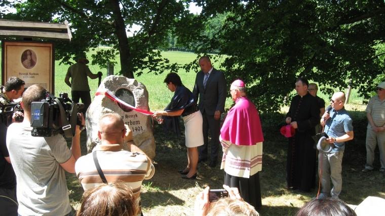 VIII Warmiński Kiermasz Tradycji, Dialogu, Zabawy – Bałdy 4 lipca 2015 r.