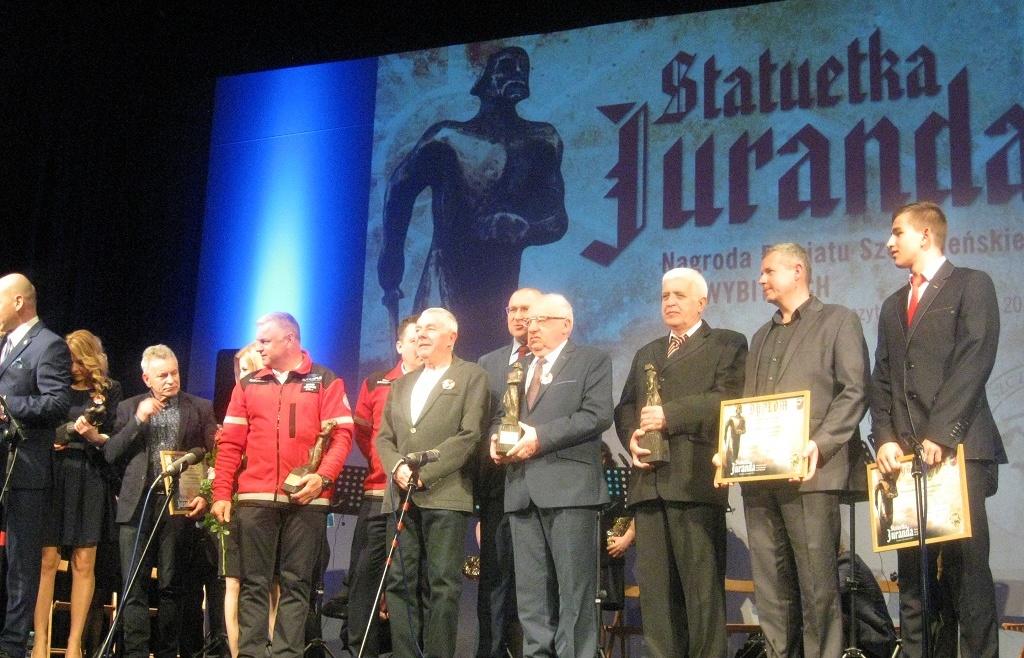 Statuetka Jurandy 2016