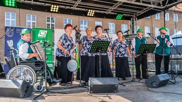 XX Mazurski Jazz-Jarmark w Szczytnie